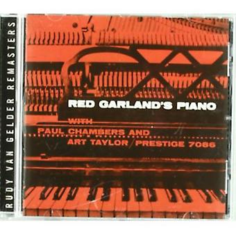 Red Garland - Red Garland's Piano [CD] USA import