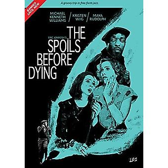 Spoils Before Dying: Season 2 [DVD] USA import