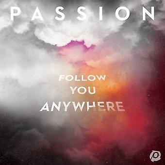 Follow You Anywhere [CD] USA import