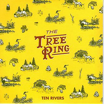 Tree Ring - Ten Rivers [CD] USA import