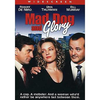 Perro enojado y gloria [DVD] los E.e.u.u. la importación