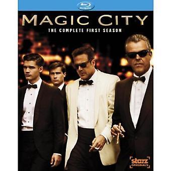 Magic City: Season 1 [3 Discs] [BLU-RAY] USA import