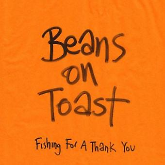 Beans on Toast - Fishing for a Thank You [CD] USA import