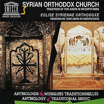 Various Artist - Syrian Orthodox Church: Tradition of Tur [CD] USA import