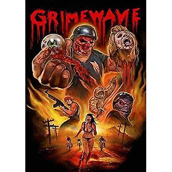 Grimewave [DVD] USA import