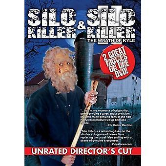 Silo Killer 1 & 2 [DVD] USA import