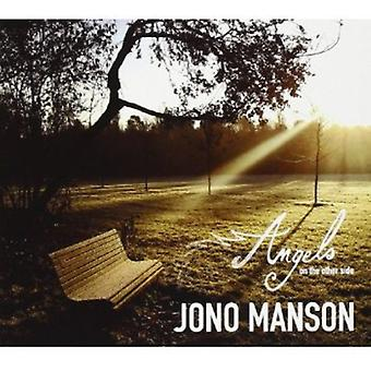 Manson Jono - Angels on the Other Side [CD] USA import