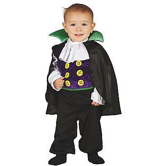 Peuters kleine vampier Halloween fancy dress kostuum