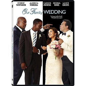 Our Family Wedding [DVD] USA import