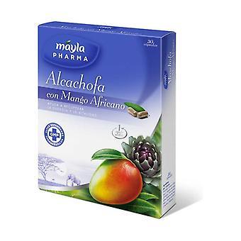 Artichoke with African Mango 30 capsules