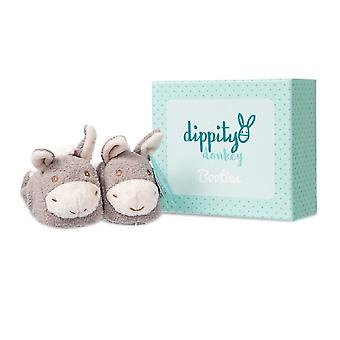 Aurora World Babies Dippity Donkey Booties