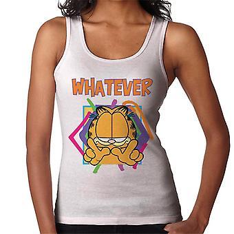 Garfield Whatever Loser Women's Vest