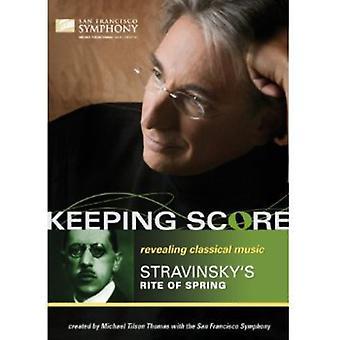 I. Stravinsky - Rite of Spring [BLU-RAY] USA import