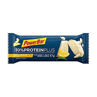 ProteinPlus 30% High in protein Lemon and Cheesecake 1 bar