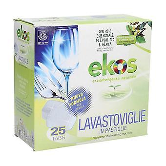 Minze & Eukalyptus Geschirrspüler Tabletten None