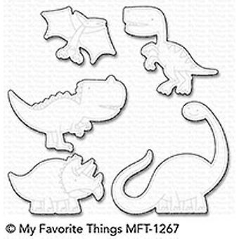 My Favorite Things Delightful Dinosaurs Die-Namics