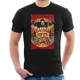 Mayans M.C. Motorcycle Club George Yepes Poster Artwork Men's T-Shirt