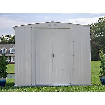Garden Shed Spacemaker 2.53x2.42x2.01 m, Grey