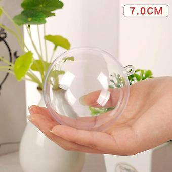 Clear Plastic Bath Bomb Mold Mould - Round Heart Egg Shape Ball Sphere Bath Bomb Accessories