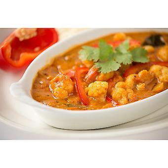 Scheff Frozen Keralan Cauliflower & Red Pepper Vegan Curry