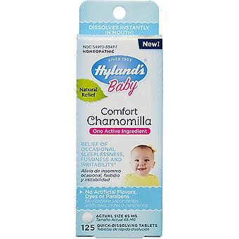 Hyland's, Baby, Comfort Chamomilla , 125 Quick-Dissolving Tablets
