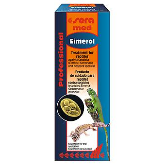 Sera Med Professional Eimerol  para Coccidios  (Reptiles , Food Supplements)