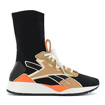 فيكتوريا بيكهام x ريبوك بولتون سوك VB - أحذية نسائية أسود براون DV9895 أحذية رياضية أحذية رياضية