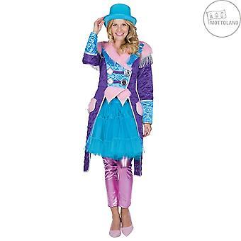 Tulle nederdel turkis nederdel knælende kostume karneval