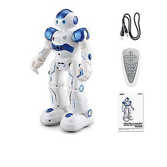 Rc-robot Intelligent-programmation Télécommande Robotica Toy, Biped Humanoid