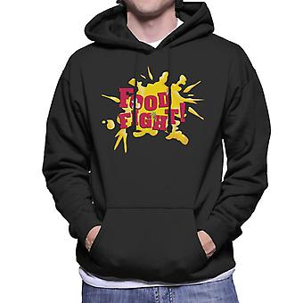 Animal House Food Fight Men's Hooded Sweatshirt
