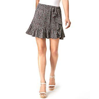 MICHAEL Michael Kors | Printed Ruffled Skirt