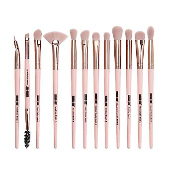 Eye Shadow Blending Eyeliner Eyelash Eyebrow Brushes For Makeup