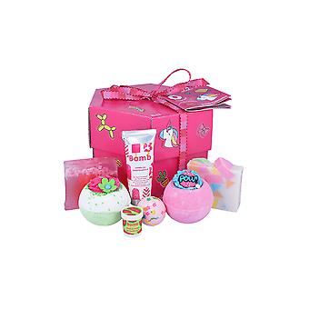 Bomb Cosmetics Gift Pack - Stick With Me
