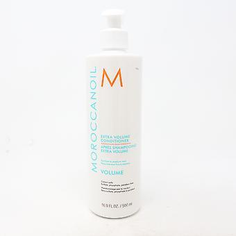 Moroccanoil Extra Volume Conditioner  16.9oz/500ml New