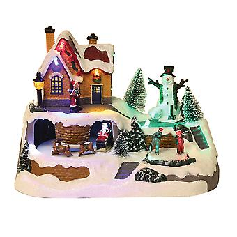 Straits LED Musical Cosy Home Scene