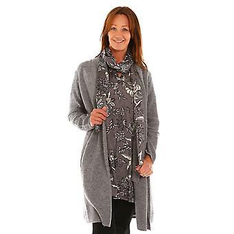 MASAI CLOTHING Masai Grey Cardigan Lempi 1002028