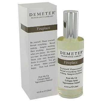 Demeter open haard Cologne Spray door Demeter 4 oz Cologne Spray