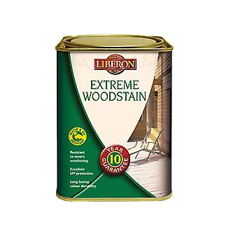 Liberon Extreme Woodstain Honey Pine 1 Litre LIBEWHP1L