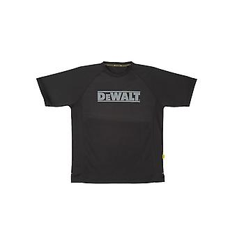DeWALT Easton XL T-Shirt Schwarz