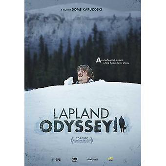 Lapland Odyssey Movie Poster Print (27 x 40)