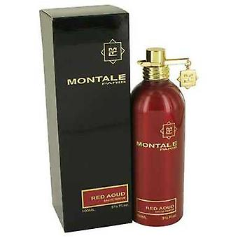 Montale Red Aoud by Montale Eau de Parfum Spray 3,4 oz (naiset) V728-533765