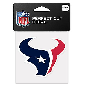 Wincraft tarra 10x10cm - NFL-Houston Texans
