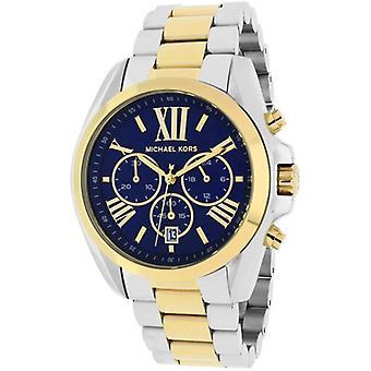 Michael Kors Bradshaw Kronografi Kaksisävyinen Mk5976 Women's Watch