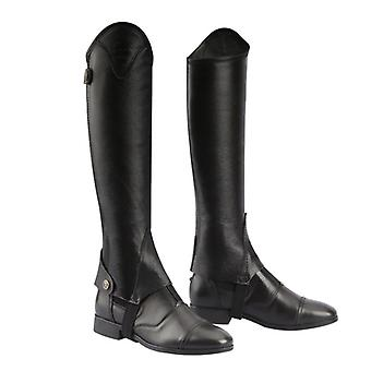 Half-chaps Leather Men Women, Comfortable And Breathable Knight Equipment