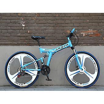 للطي دراجة جبلية مزدوجة القرص الفرامل الدراجة الدراجة الجديدة للطي الجبلية الدراجة