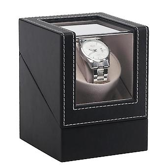 Jewely Automatic Mechanical Case, Watch Winder Organizer, Motor Shaker