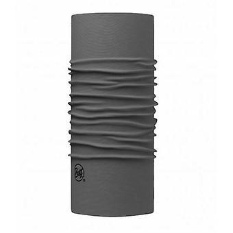 Buff Original Bandana Neck Tubular Sjaal Warmer- Solid Grey