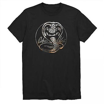 Karate Kid Cobra Kai Logo T-shirt