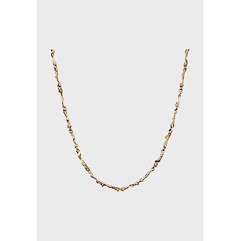 Kalevala Collier Women's Rannio 14K Gold 135105040 Length mm 405