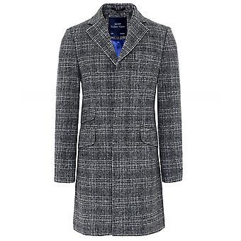 Walker Slater Prince Of Wales Check Gareth V Coat